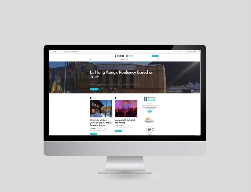 Website . Homepage